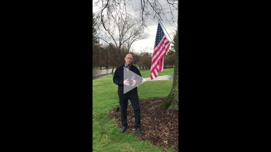 Video still from Mayor's message