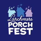 Larchmere PorchFest logo