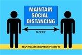 Maintain Social Distancing