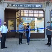 Shaker Nutrition grand opening