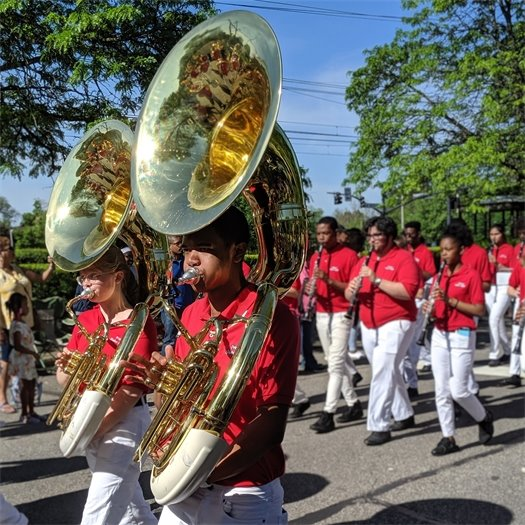 2019 Photo Contest Winner - Memorial Day Parade by Jessica Nave