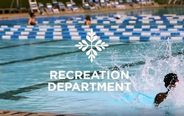 Still from video about the Shaker Heights Recreation Dept.