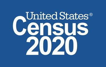 Census-2020 logo